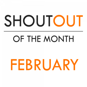 Arbor Builders Shout Out of the Month